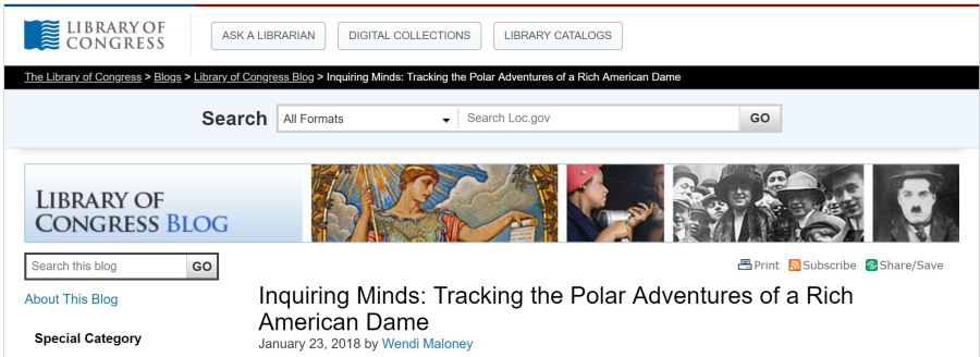 Library of Congress-blog