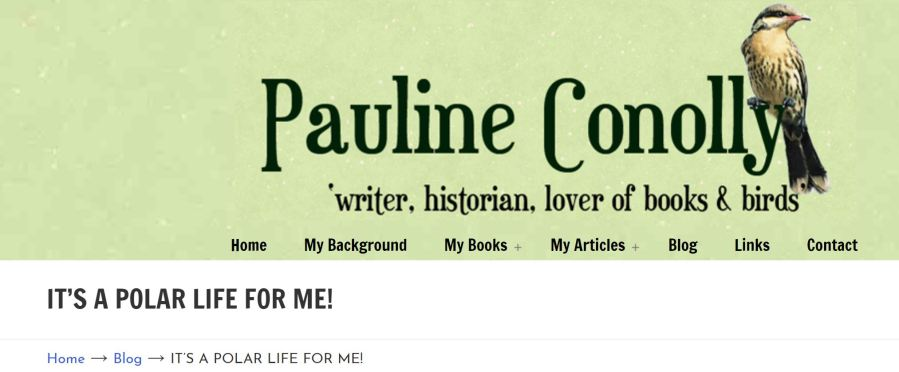 Pauline Conolly Blog